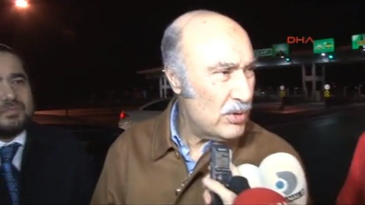 Mehmet Ağar tanık Hüseyin Çapkın evde