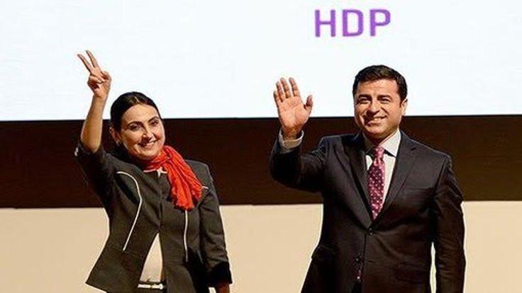 Ankara Valiliğinden HDP davalarına yasak