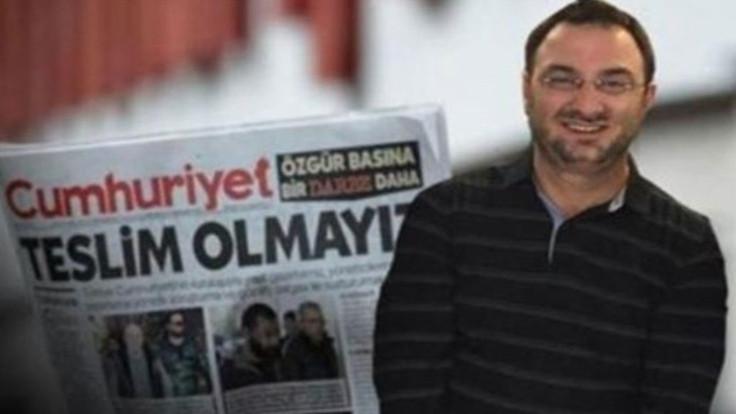 Cumhuriyet çalışanı Emre İper tahliye edildi