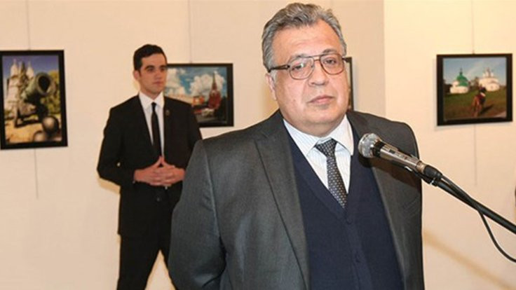 Karlov iddianamesi tamamlandı: Gülen şüpheli