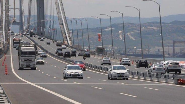 Bayramda bazı köprüler ücretsiz