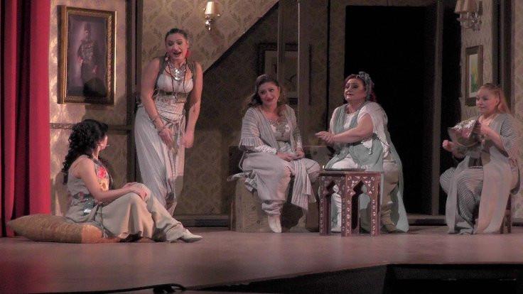 Muş'ta 68 yıl sonra opera!