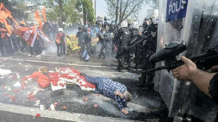 AİHM'den 1 Mayıs mahkumiyeti