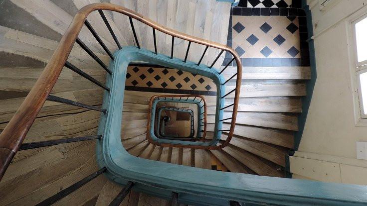 Coşkulardan merdiven