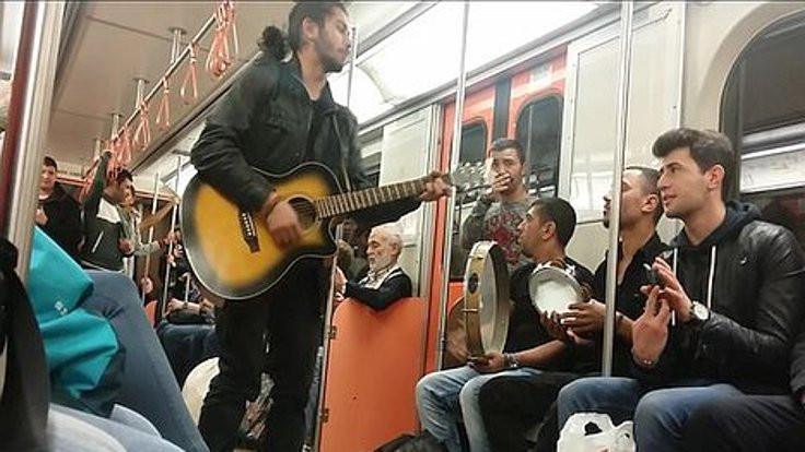 Metroda 'Gökçek yasağı' bitti