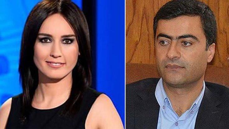 Nazlı Çelik, HDP'li Zeydan'dan şikâyetçi oldu