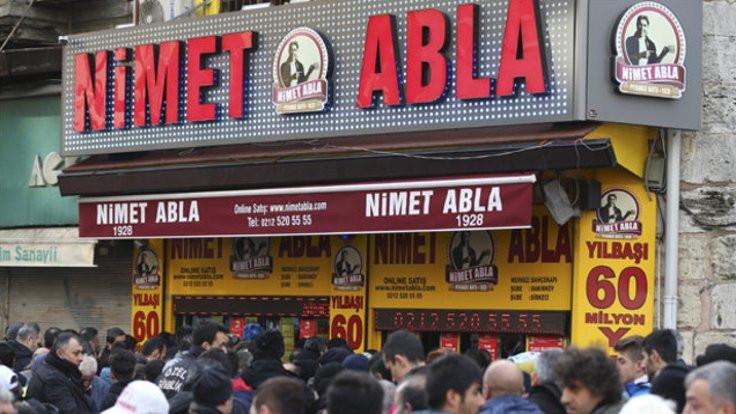 Bilet aldıkları aslında 'Nimet Abla' değil!