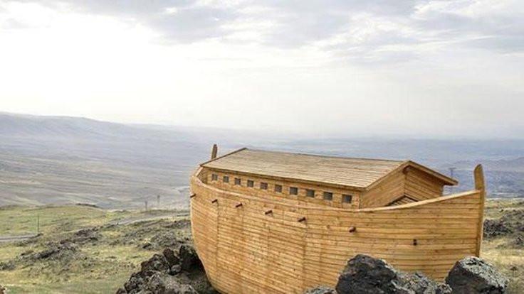 Nuh'un Gemisi'ni arıyorlar!