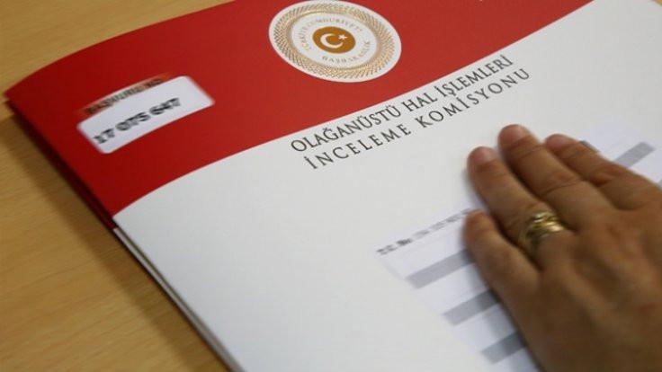 OHAL Komisyonu için son tarih 21 Şubat