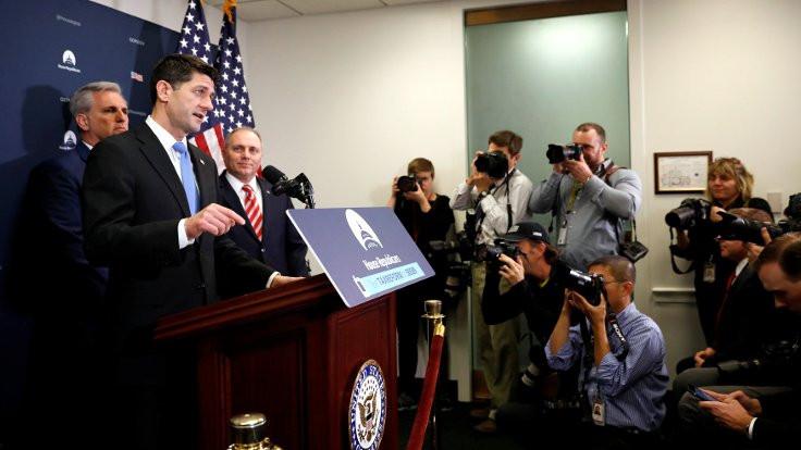 ABD'de 'vergi indirimi yasa tasarısı' onaylandı