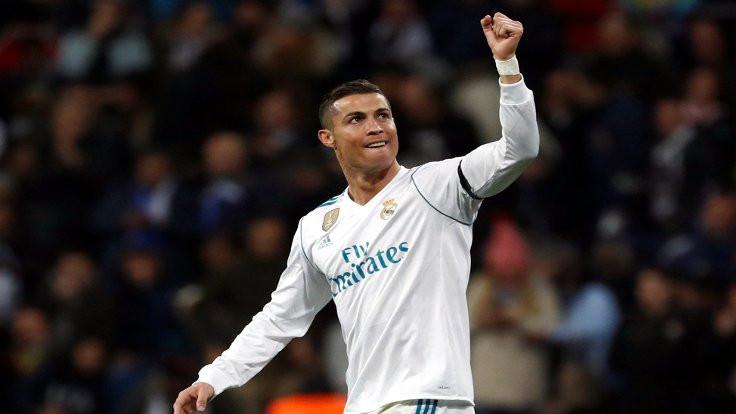 Ronaldo, 5. kez Ballon d'Or'u kazandı