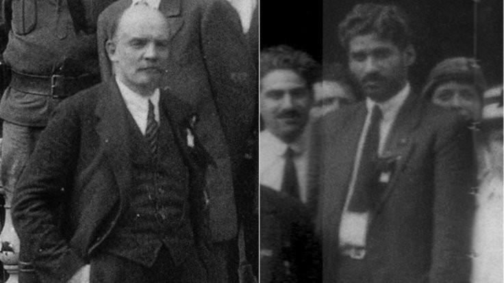 Nazım'ın şiirindeki Hint devrimci Lenin'i ikna etmişti: Roy!