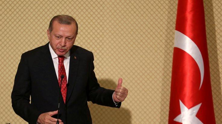 Erdoğan: Esed bir teröristtir