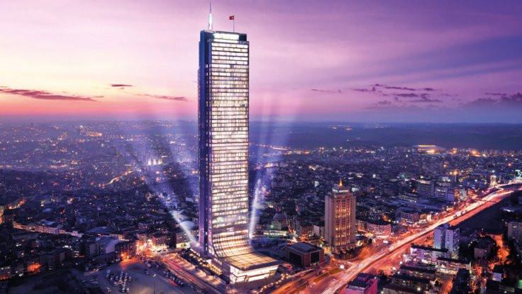 İstanbul'un en yüksekleri
