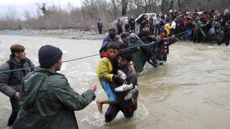 İklim değişikliği göçe zorlayacak