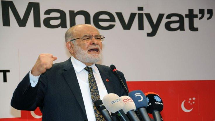 Karamollaoğlu: Karun Hükmünde Kararname!