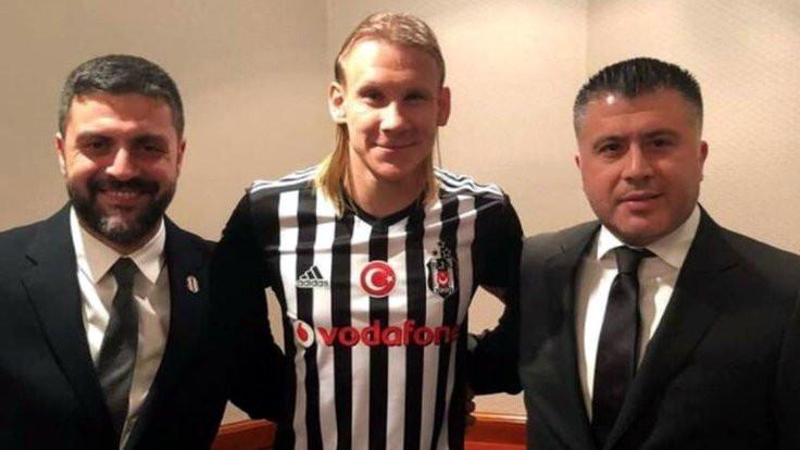Domagoj Vida Beşiktaş'ta!