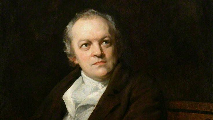 Meczup ve dâhi William Blake