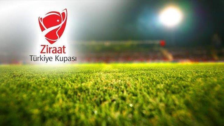 Türkiye Kupası'nda kuralar çekildi