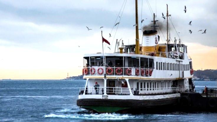 Adalar-Beşiktaş vapuru yine yok