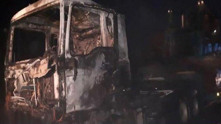 TSK: İdlib'te bombalı araçla saldırı yapıldı