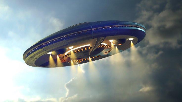 'Araçlar UFO olabilir'