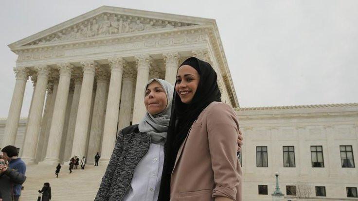 ABD'de Müslümanlar Yahudileri geçecek