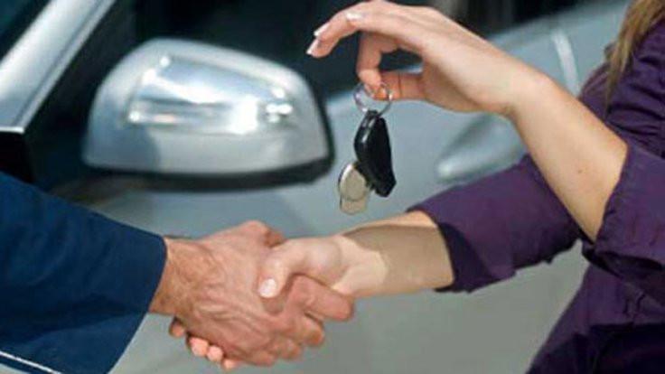Araç satışında yeni dönem