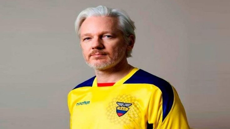 Julian Assange, Ekvador vatandaşı oldu
