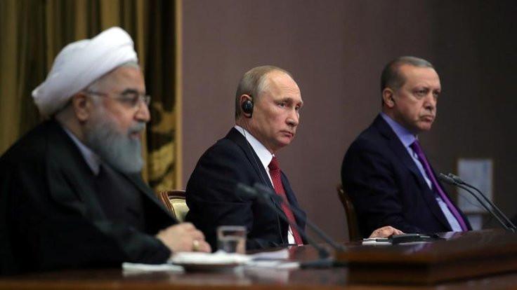 Türkiye, İran ve Rusya'dan uzaklaşıyor