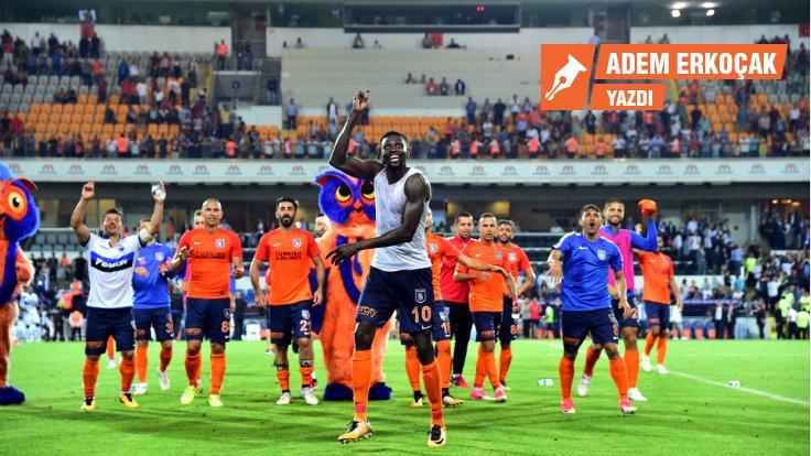 Başakşehir'in şampiyonluğu, futbolun çöküşü...