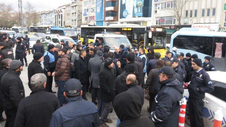 Kadıköy ve İBB arasında otopark gerilimi