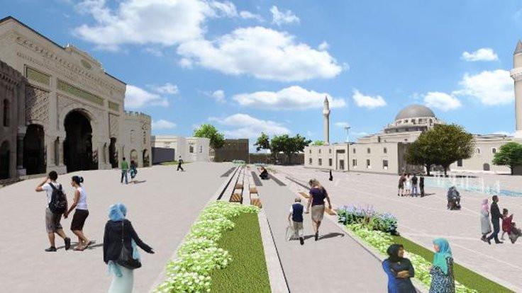 İBB açıkladı: Beyazıt Meydanı'nda ne yapılıyor?