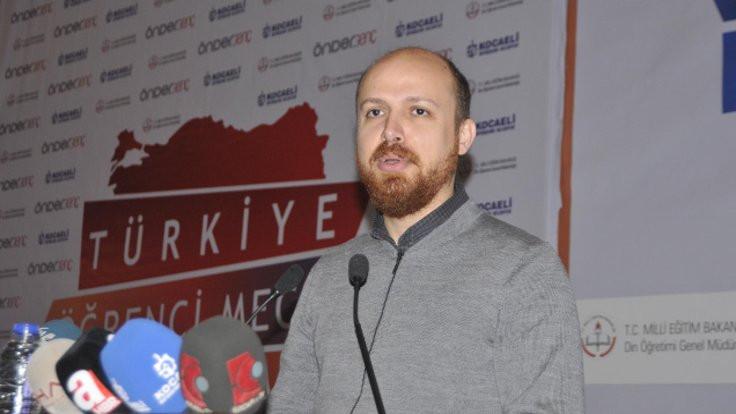 Bilal Erdoğan: Sizler Erdoğan neslisiniz