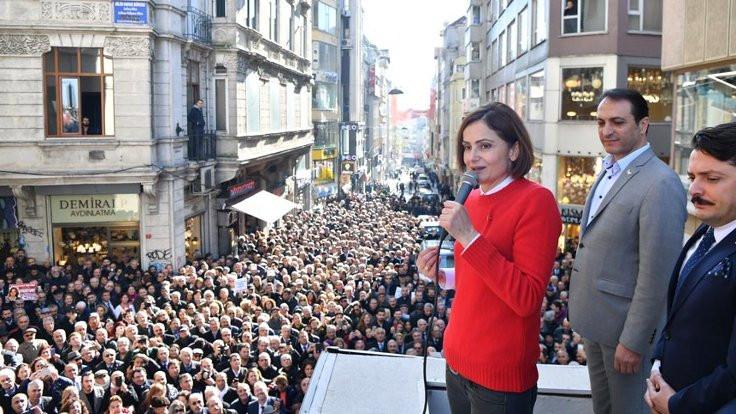 'Sosyal demokratlar yoldaş der'