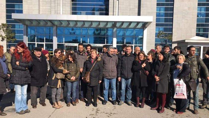 Gülmen ve Özakça eylemi nedeniyle yargılanan 33 kişiye beraat