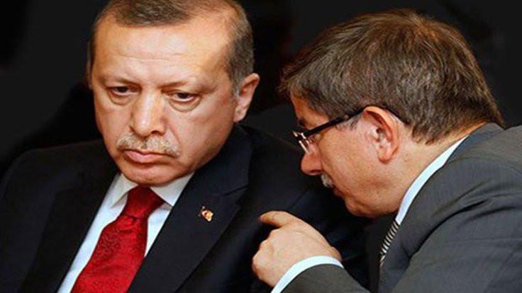 Erdoğan ve Davutoğlu Suriye'yi görüşmüş