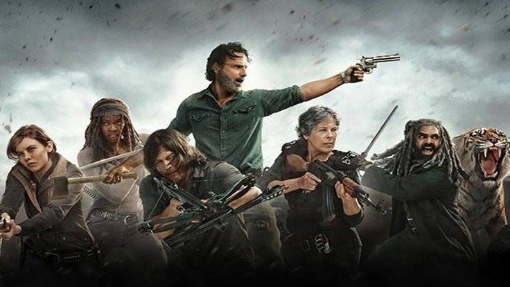 Walking Dead'in 9. sezonu geliyor
