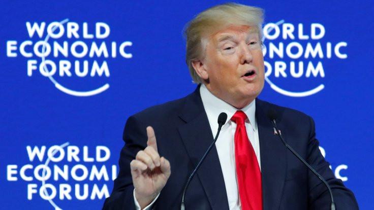 'Dünya güçlü bir ABD'nin yükselişine tanık oluyor'