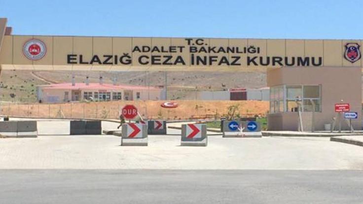 Elazığ Cezaevi'ndeki açlık grevi sona erdi