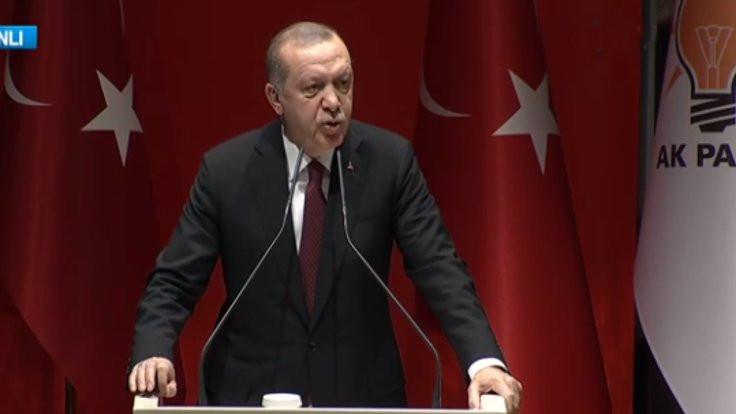 Erdoğan'dan TTB'ye 'barış' tepkisi
