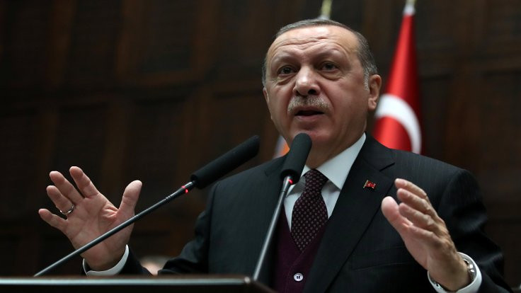 'Erdoğan'a 'gazi' unvanı verilsin' teklifi