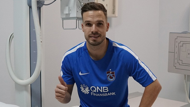 Trabzonspor, Filip Novak'la anlaştı