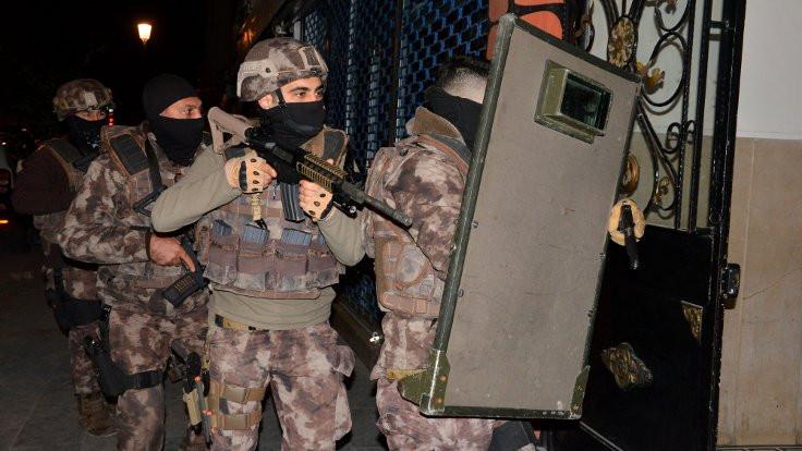 Furkan Vakfı'na operasyon: 21 gözaltı