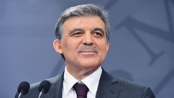Abdullah Gül'den Afrin mesajı