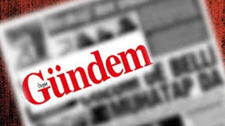 Özgür Gündem'de 5 gazeteciye hapis