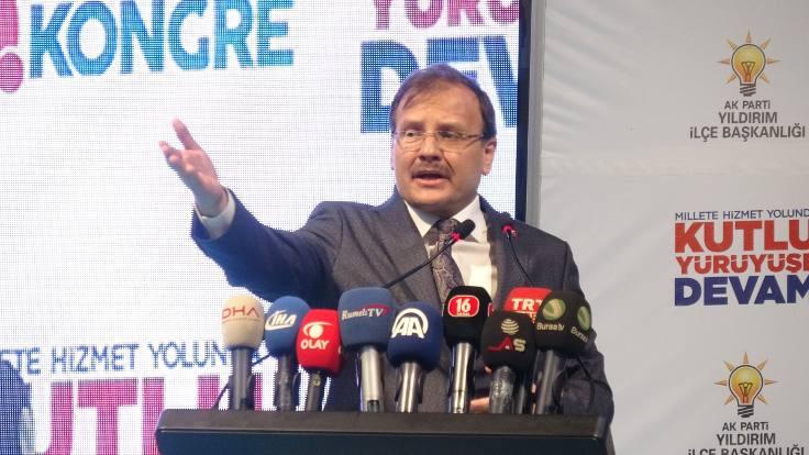 Hakan Çavuşoğlu: 42 asgari ücretle sıfır otomobil almak mümkün