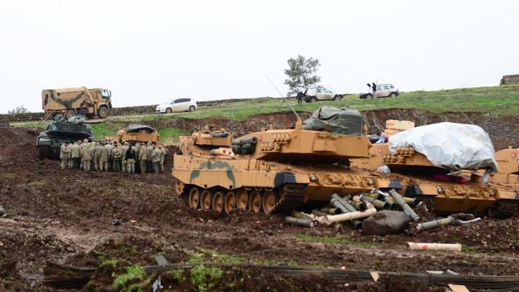 Kırıkhan'da geçici özel güvenlik bölgesi ilanı