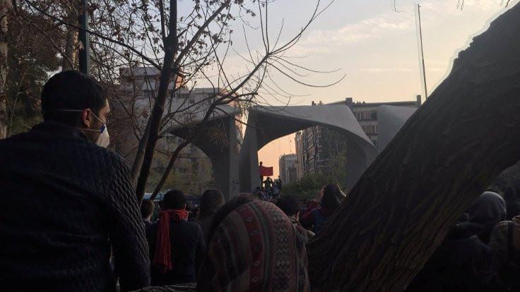 İran'daki protestoların görünmeyen yüzü