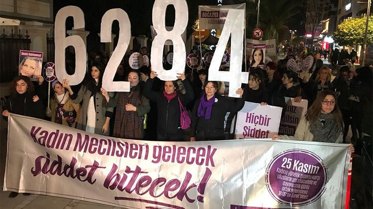 2018'e girerken kadın mücadelesi